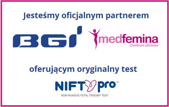 partner BGI i medfemina