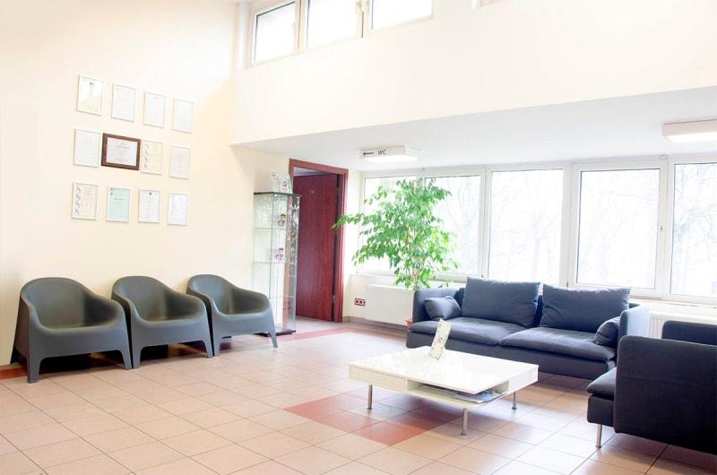 siedziba testDNA w Katowicach