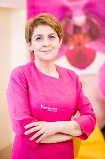 dr Katarzyna Mikołajczyk, specjalista ginekologii i położnictwa