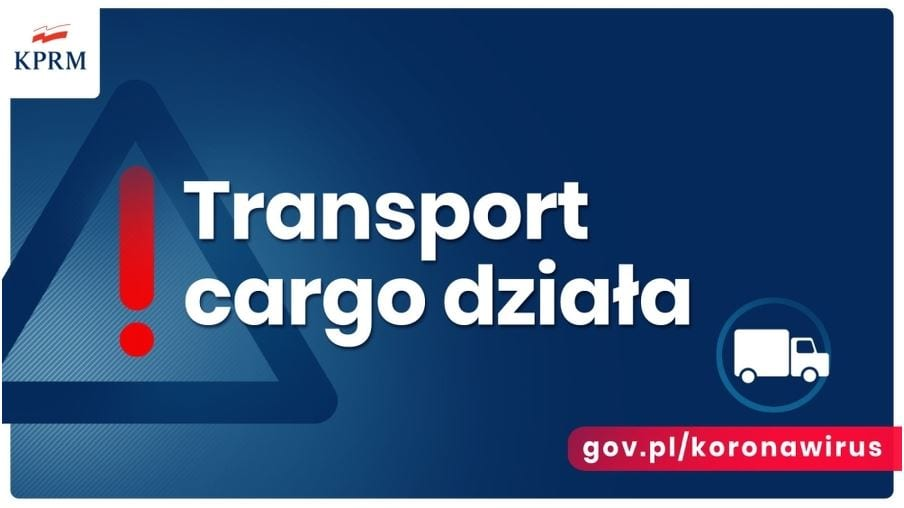 transport cargo działa