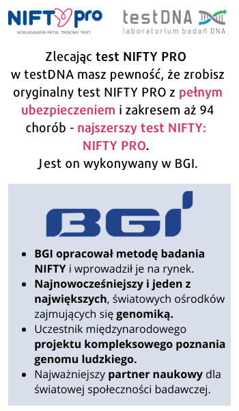 oryginalny test nifty pro